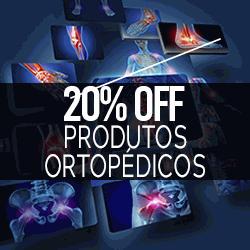20% OFF Produtos Ortopédicos
