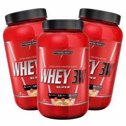 Super Whey 3W (907g) Pote