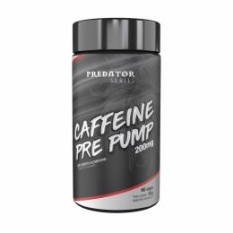 Caffeine Pre Pump 200mg (60 caps)