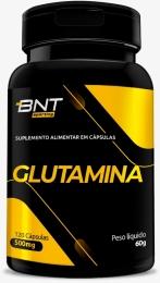 Glutamina 500mg (120caps) Bionutrir